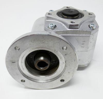 Rexroth 3 842 527 869 3842527869 GS 14-1 i = 25 Aufsteckgetriebe -used- – Bild 2