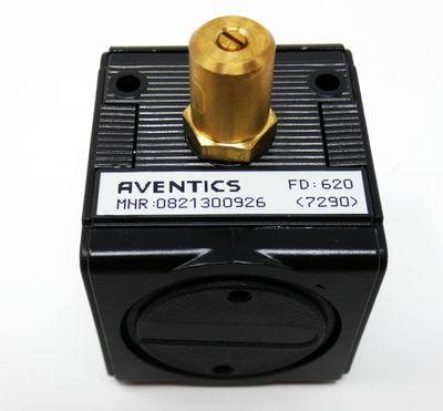 Aventics 0821300926 Befüllventil FD: 620 -unused/OVP- – Bild 3