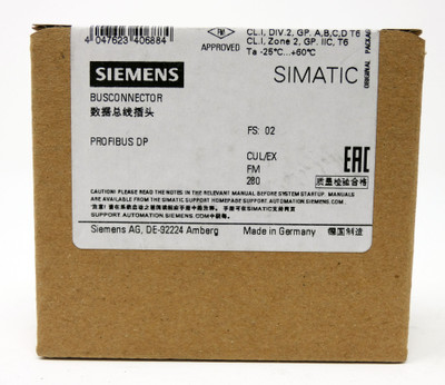 Siemens Simatic 6ES7 972-0BB61-0XA0 6ES7972-0BB61-0XA0 E: 2 Busconnector -sealed – Bild 3