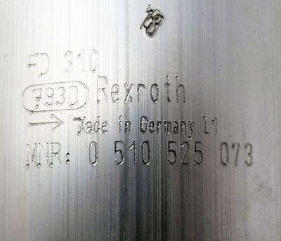 Rexroth MNR: 0 510 525 073  0510525073 Zahnradpumpe -unused- – Bild 3