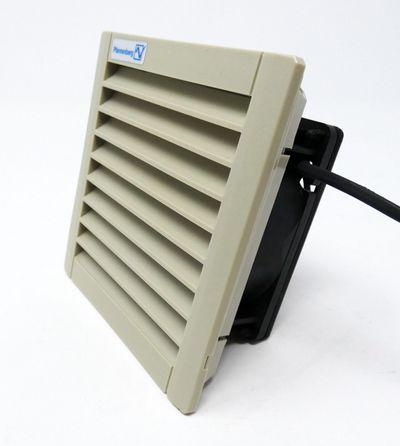 Pfannenberg PF 1000 PF1000 24VDC 2,4W IP43 Filterlüfter P/N: 11020802000 -used- – Bild 1