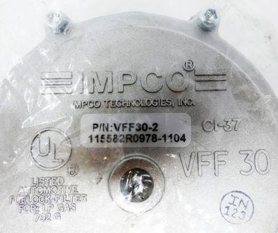 IMPCO VFF30-2 115582R0978-1104 Absperrventil -unused- – Bild 3