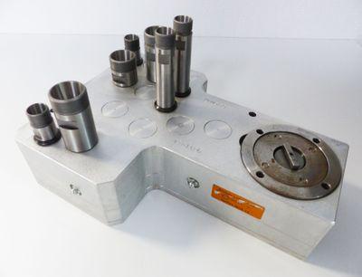 Bohrgetriebe Aluminium 260989 -unused- – Bild 1