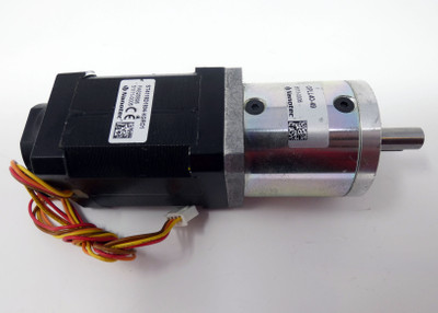 Nanotec ST4118D1804-KGRO1 Schrittmotor + GPLL40-49 Getriebe -used- – Bild 5