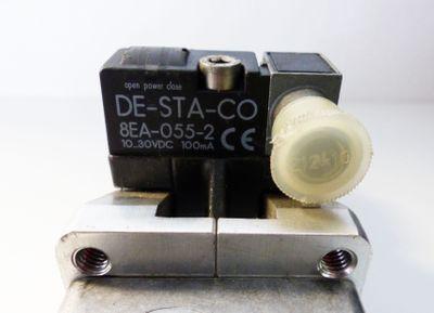 DESTACO 82M-603063D8 Kraftspanner pmax. 6bar + 8EA-055-2 -unused- – Bild 5