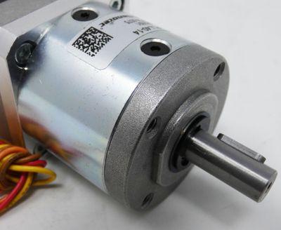 Nanotec ST4118L1804-KGRO Schrittmotor + Nanotec GPLL40-14 Getriebe -unused- – Bild 5