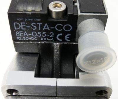 Destaco 82M-603063D8 Kraftspanner pmax. 6bar + 8EA-055-2 -unused/OVP- – Bild 6