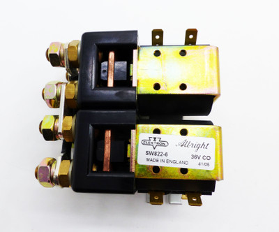 Albright SW822-6 36V CO Changeover Contactor -unused- – Bild 5