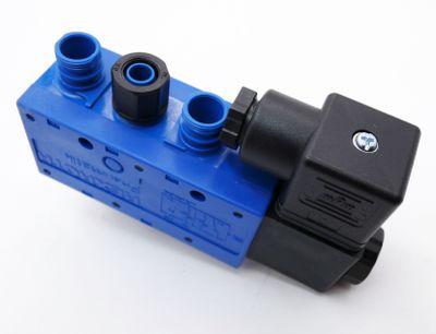 Rexroth Bosch Typ 740 572 745 572745 24V 10bar Pneumatik Wegeventil -unused/OVP- – Bild 5