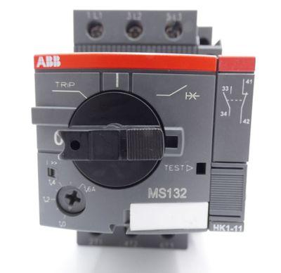 ABB MS132-1.6 1SAM350000R1006 Motorschutzschalter 1,0-1,6A + ABB HK1-11 -used- – Bild 3