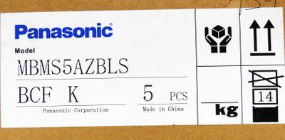 5x Panasonic MBMS5AZBLS MBMS 5AZBLS Brushless Motor -unused/OVP- – Bild 3