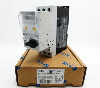 Eaton Moeller PKE65/XTUW-32 XTPE032DCSNL 138517 8-32A Schutzschalter -unused/OVP – Bild 1