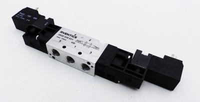 Aventics 0820039031 Wegeventil max.10bar 24VDC -used- – Bild 1