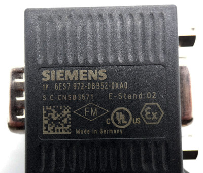 3x Siemens Simatic S7 6ES7 972-0BB52-0XA0 6ES7972-0BB52-0XA0 -used- – Bild 3