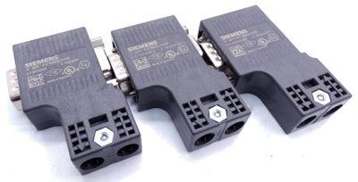 3x Siemens Simatic S7 6ES7 972-0BB52-0XA0 6ES7972-0BB52-0XA0 -used- – Bild 1