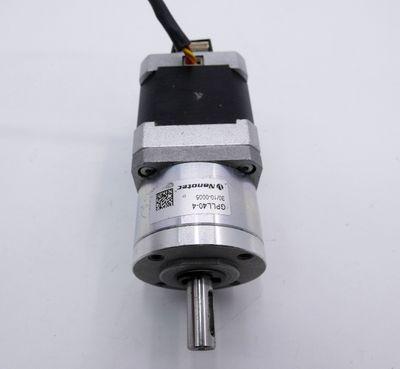 Nanotec ST4118L1804-B 1120108 3,15V 1,8A Schrittmotor + GPLL40-4 Getriebe -used- – Bild 5