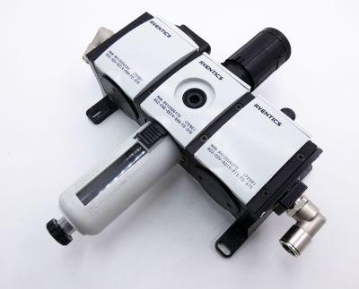 Aventics R412006260 + R412006175 + R412006275 AS2 Wartungseinheit -used- – Bild 1