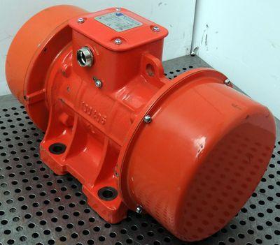 VIBRA-Technik VT 2400/18 PTC Vibrationsmotor Rüttelmotor 220/380 V 1,9 KW -used- – Bild 1