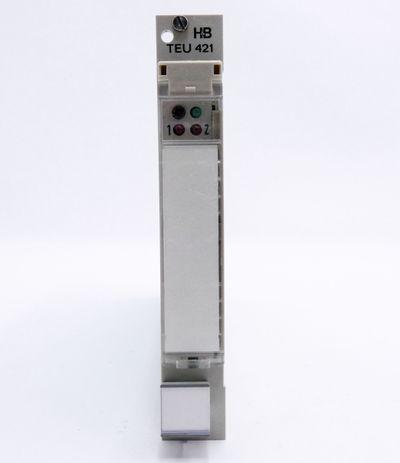 H&B Hartmann & Braun TEU 421 TEU421 Messumformer P.11421-0-1111015 -unused/OVP- – Bild 5