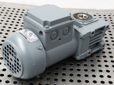 Bauer BS04-74V/D04LA4/MG 123015 220V/50Hz rpm1350/8,5 0,06kW I=160,1 -unused- – Bild 5