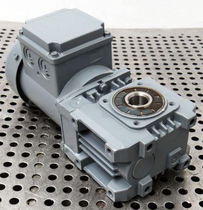 Bauer BS04-74V/D04LA4/MG 123015 220V/50Hz rpm1350/8,5 0,06kW I=160,1 -unused- – Bild 4