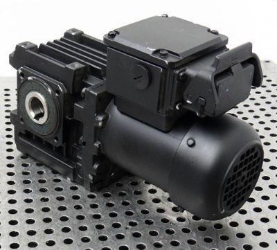 Bauer BS06-64U/DV04LA4-ST 200V/50Hz rpm1350/3,3 0,06kW I=418 -used- – Bild 2