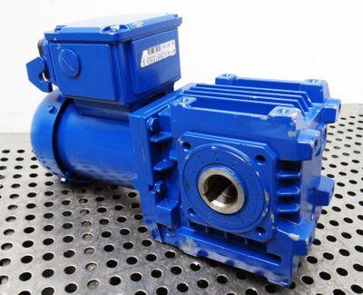 Bauer BS06-64U/D04LA4-ST/UL 265V/60Hz rpm1620/3,9 0,06kW I=418 -used- – Bild 3
