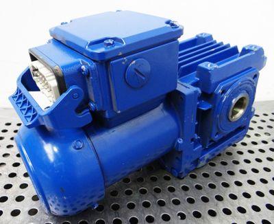 Bauer BS06-64U/D04LA4-ST/UL 265V/60Hz rpm1620/3,9 0,06kW I=418 -used- – Bild 1
