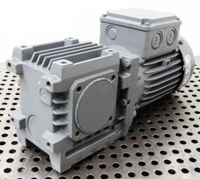 Bauer BS06-82/D06LA4/MG 258178 220V/50Hz rpm1350/19 0,25kW I=71,18 -unused-  – Bild 1
