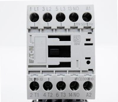 Eaton Moeller DILM9-10 XTCE009B10 220V Schutz + ZB12-1,6 Motorschutzrelais -used – Bild 3
