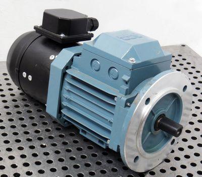 ABB M2AA 071B-4 3GAA072002-BSE 230V rpm1355 0,37kW + KS071MCM55ABB1 -unused- – Bild 4