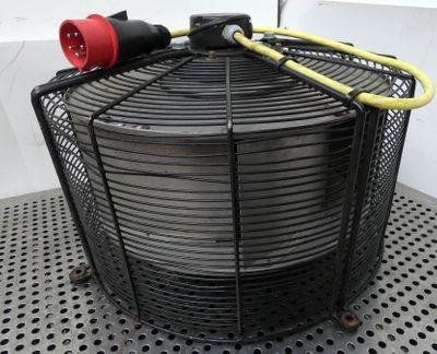 Ziehl ABEGG RH50M-4DT.6K.1R RH50M4DT6K1R 400V 1,3KW 1370r/min Ventilator -used- – Bild 1