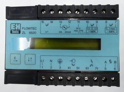 Endress+Hauser ZL 6520 ZL6520 0-20mA 0,36m³/h V1.9.5 Durchflussmessgerät -used- – Bild 2