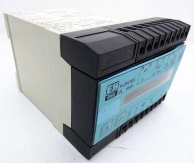 Endress+Hauser ZL 6520 ZL6520 0-20mA 0,56m³/h V1.9.5 Durchflussmessgerät -used- – Bild 1