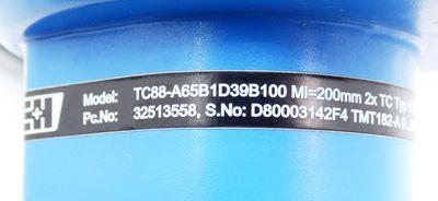 Endress+Hauser TC88-A65B1D39B100 Range: 0 - +600°C Thermometer -unused- – Bild 3