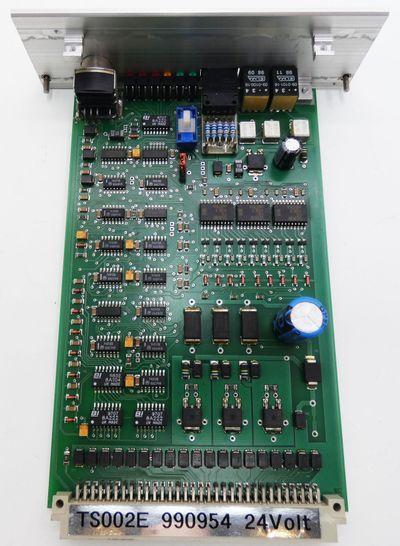 WEISS TS002E TS 00 2 E 990954 24 Volt Steuerkarte -used- – Bild 4