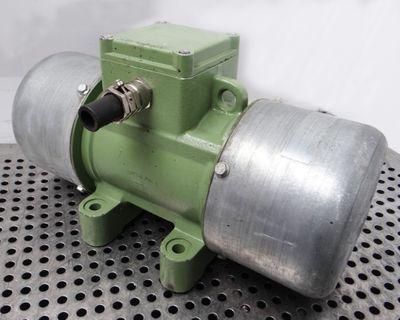 AEG U6X-K 97 005 046 97005046 230/400V 50Hz rpm1.410 0,51kW Unwuchtmotor -used- – Bild 3