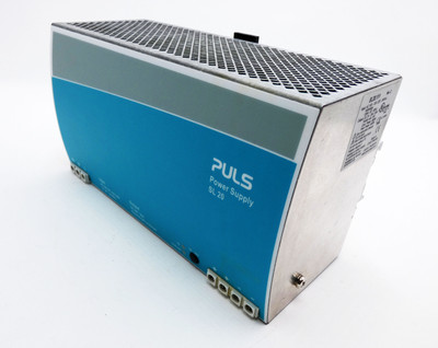 PULS SL20.111 SL 20.111 SL20111 24-28V DC 20A Rev. C Power Supply -used- – Bild 1