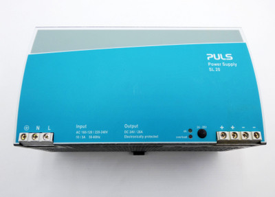 PULS SL20.111 SL 20.111 SL20111 24-28V DC 20A Rev. C Power Supply -used- – Bild 2