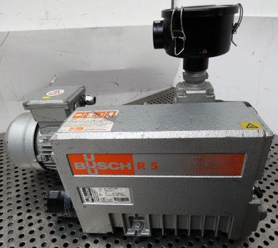 Busch RA 0025F 503 RA0025F503 Vacuumpumpe 230 V 0,75 KW 0,1 hPA  -used- – Bild 1