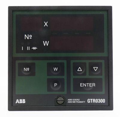 ABB GTR0300 GTR 0300 R2514 5450 Metrawatt Multi-Channel Controller -used- – Bild 2