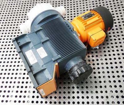 ProMinent Sigma S2BAHM04350PVT0070S000 230/400V 0,25kW 4bar Dosierpumpe -used- – Bild 8