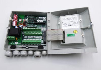 Elster ICM Wärmezähler F4 0534485 0 - 90°C Pt100 DIN EN 60751 -used- – Bild 4