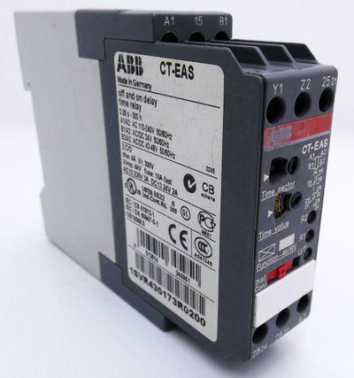 ABB CT-EAS CT EAS 1SVR430173R0200 Zeitrelais -used- – Bild 1