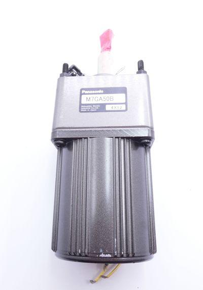Panasonic M71A15G4GE Motor + M7GA50B Getriebe -used- – Bild 5
