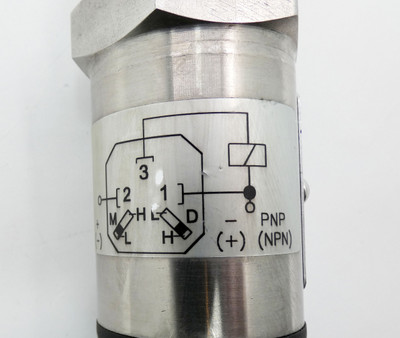 Nivelco NIVOSWITCH RCM-401-3 RCM4013 No. A383661 12-55V DC 0.6W -used- – Bild 5