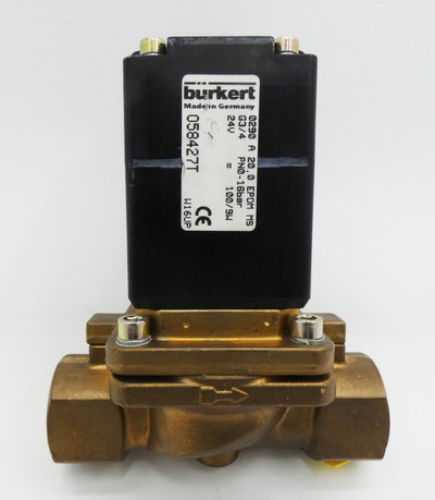 Bürkert 0290 A 20,0 EPDM MS 0290A  058427T Direktgesteuertes Ventil -used- – Bild 2