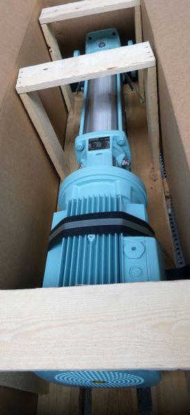 Grundfos CR5-20 E-FGJ-A-E-HQQE  CR520EFGJAEHQQE Kreiselpumpen 5,5KW -unused/OVP- – Bild 5