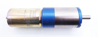 Faulhaber 3557K024C 137 Minimotor SA 38/2 592:1 -used- – Bild 2