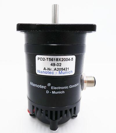 Nanotec-Munich PD2-T5618X2004-5 PD2T5618X20045 Schrittmotor -used-  – Bild 3